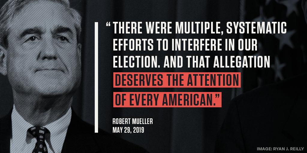 Mueller Quote