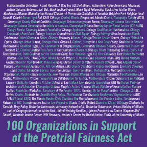 Pretrial Fairness Act Supporters