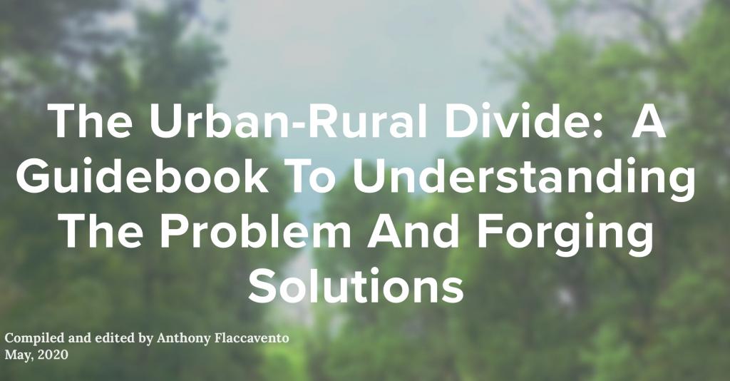 Urban-Rural Divide